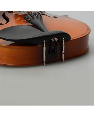 "16"" Acoustic Viola   Case   Bow   Rosin Brown"