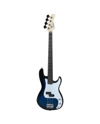 Glarry GP Electric Bass Guitar Cord Wrench Tool Dark Blue